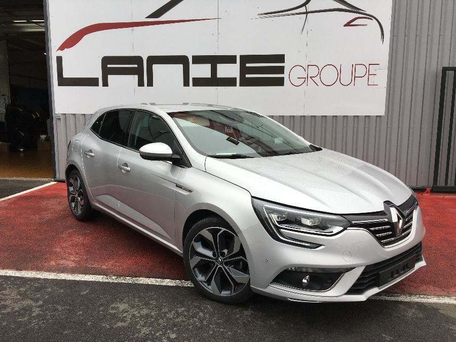 RENAULT MÉGANE IV TCe 130 Energy Intens 5p 130ch
